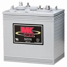 8ggc2 Mk Battery 6 Volt 180 Ah Cycle Gel Battery