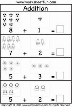 addition worksheet for junior kg 8912 17 best images about sumas de un digito on free coloring sheets kindergarten