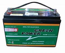 green power agm accu 100ah 850512 accu cing