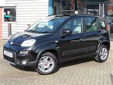 Fiat Panda Schwarz - fiat panda 1 3 multijet 4x4 5 door black 2014 in