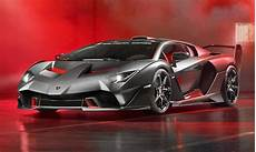 new lamborghini sc18 is a one off with an svj heart car magazine