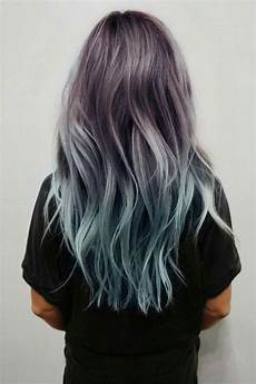 Ombre Glatte Haare - 18 beautiful blue ombre colors and styles popular haircuts