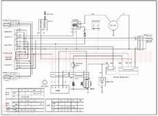 125cc Atv Wiring Diagram