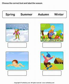 free printable worksheets on seasons kindergarten 14912 seasons of the year worksheets worksheet turtle diary