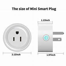 Standard Smart Wifi Socket Power by Smart Wifi Power Socket Us Standard Works With
