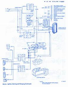 ford fairmont 1988 primary electrical circuit wiring diagram 187 carfusebox