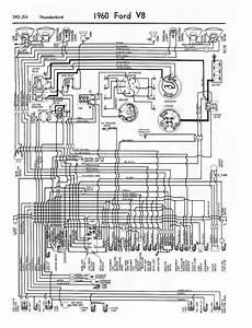 60 T Bird Wiring Diagram