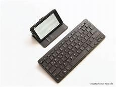 externe android handy tastatur mit bluetooth und touchpad