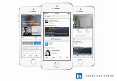 linked in mobile introducing sales navigator mobile for the iphone