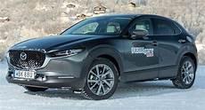 Rosttest Mazda Cx 30 2019 Vi Bil 228 Gare