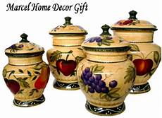 tuscan kitchen canisters kitchen decor fruit design tuscany spice rack canister