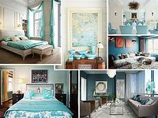 Aqua Bedroom Decorating Ideas by From Navy To Aqua Summer Decor In Shades Of Blue