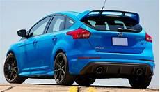 Ford Focus Mk3 Rs Look Spoiler Ebay