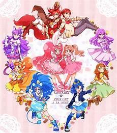 a la mode kirakira precure a la mode zerochan anime image board