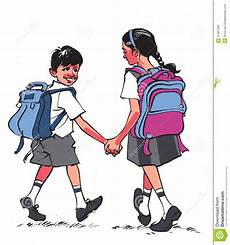 going to school royalty free stock images image 31467359