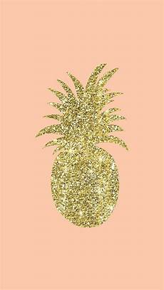 Summer Lock Screen Background Gold Wallpaper gold glitter pineapple iphone wallpaper digital