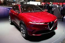 alfa romeo crossover alfa romeo tonale concept previews stylish compact
