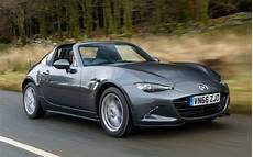 2017 Mazda Mx 5 Rf Review Does A Roof Make The World S
