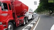 nissan diesel cwm 330 h 32000 l fuel tanker pertamina youtube