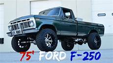 ford f 250 54344 1975 ford f 250 quot on quot