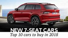 10 New 7 Seat Suvs For Big Familes In 2018 Interior And