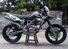 Modifikasi Klx 150 Bf Se by Kumpulan Gambar Inspirasi Modifikasi Klx 150 Upgrade