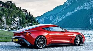 Aston Martin WILL Build &163500k Stunning Vanquish Zagato And