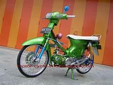 Supra 100 Modif by Modifikasi Supra X 100cc Minimalis Thecitycyclist