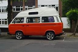 Volkswagen Transporter T25 1988 21 Petrol Campervan In