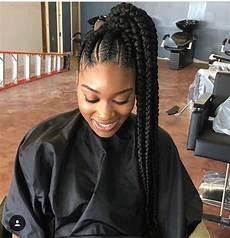 graceful hair makeover latest ponytail braids
