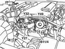 97 mercedes c 230 egr valve diagram i a 97 mercedes c230 with a p0410 code came up while checking at autozone for alternator