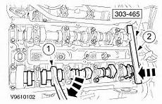 where are the timing marks a 1998 ford contour 2 0 zetec engine