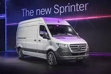 Mercedes Reveals New Sprinter Truck News