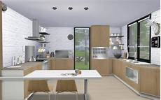 cuisine et maison boutique cuisine moderne sims 4 maison sims sims 4 maison sims