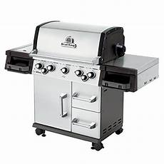 Broil King Imperial 590 Stainless Steel 5 Burner