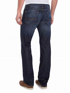 7 for all mankind standard new york leg wash