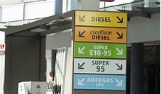 Essence Ou Diesel Les Carburants Changent De Nom 224 Partir