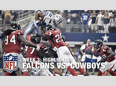 cowboys vs falcons 2019