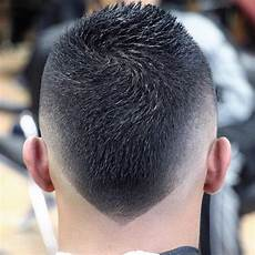 V Cut Hairstyle For Boys