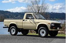 1983 Toyota 4x4 For Sale On Bat Auctions Sold For