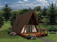 1 bedroom 1 bath a frame house plan alp 0a3l allplans com