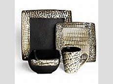Amazon.com   American Atelier Safari 16 Piece White Zebra