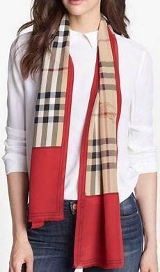 Burberry Scarf Womens For Sale