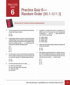 forex books practice quiz exam questions 2017 nec practice questions book by mike holt includes