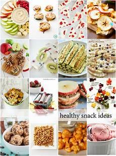 Snack Ideen - healthy snacks the idea room