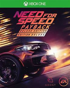 buy need for speed payback deluxe edition xbox