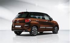 Fiat Updates 2017 500l With 40 Percent New Parts And Three