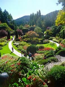 butchart gardens a world class garden that bloomin garden