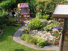 Reihenhausgarten Townhouse Garden With Patio Big