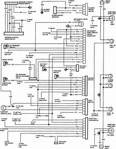 1980 chevy headlight wiring harness diagram 85 chevy other lights work but the brake lights just stopped working 1985 chevy truck chevy